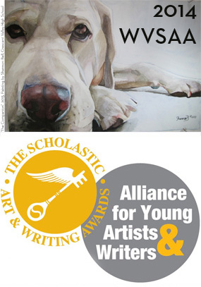 2014 Willamette Valley Scholastic Art Awards, Oregon, USA
