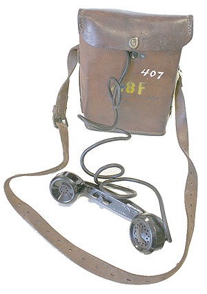 WWII Field Telephone