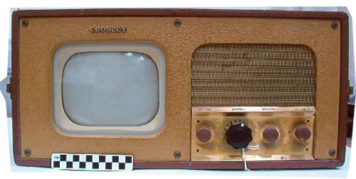 Crosley Portable Television