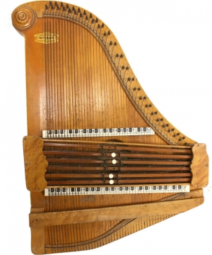 Can you Hear Me? Now? Zimmerman Autoharp