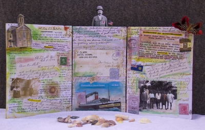 Altered Art: Philomath College to Sierra Leone