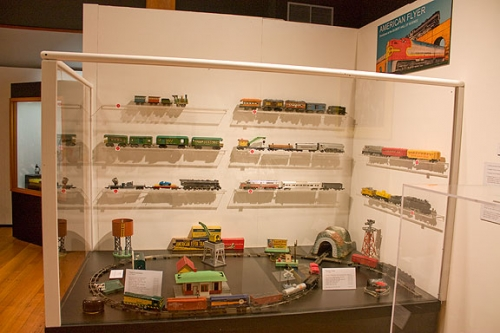 A.C. Gilbert Toy Trains