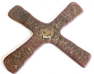 Katanga Cross, African currency
